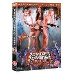 Zombies, zombies, zombies (DVD) £2.99 delivered at hmv.com