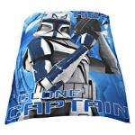 Clone Wars 'Trooper' Fleece Blanket £2.39 @ Sainsburys - In store & Online