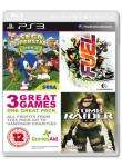 Games Aid Triple Pack (PS3) ONLY £2.98!!! @ Gamestation & GAME instore