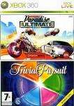 Burnout Paradise & Trivial Pursuit Double Pack (Xbox360) £0.99 + free delivery @ ChoicesUK