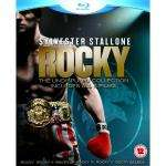 Rocky: The Complete Saga (Blu Ray) - £25.97 @ Amazon UK