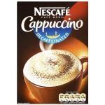 Nescafé Cappuccino Decaffeinated 10 Sachets 167 g (Pack of 6)  £8.53 @ Amazon