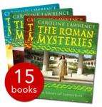The Roman Mysteries Collection (15 Books) £7.00 delivered @ The Book People