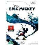 Disney's Epic Mickey (Nintendo Wii) - £17.99 delivered at Amazon!
