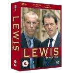 Lewis - Series Two and Three £7.47 each @ Amazon