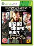 GTA IV COMPLETE EDITION ON XBOX 360 & GAME FOR £20 @ Game
