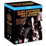 Dirty Harry Collection Blu-Ray £17.99  @asda entertainment