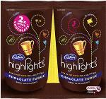 Cadbury Fair Trade Twin Highlights Chocolate Instant 22G - All Varieties 3 for £1 @ Tesco