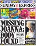 FREE box of Teatime biscuits with Sunday Express £1.35
