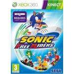 Kinect Xbox Sega Sonic Free Riders Game on line  price £24.99 at COMET