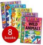 Make and Colour Collection (8 Books) £4.00 delivered @ The Book People