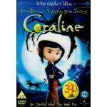 Coraline - 2 Disc Limited Edition (Includes the 2D and 3D Version and 4 Pairs of 3D Glasses) [DVD] [2009] £3.98 delivered (RRP:£19.99) @ Amazon