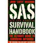 SAS Survival Handbook: The ultimate guide to surviving anywhere £4.95 @ Amazon