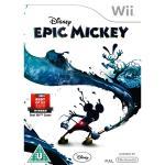 Disney Epic Mickey for Wii @ AMAZON