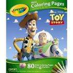 Crayola Disney Mini Colouring Pages Toy Story only £2.79 Delivered @ Amazon