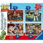 Ravensburger Toy Story 3 Puzzles 4 in a Box Half Price only £2.99 Delivered @ Amazon