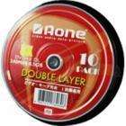 Aone DVD+R 8X Dual Layer Logo - 10 Pack £3.85 @ amazon