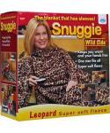 JML Snuggie (Slanket) Blanket with Sleeves - Red, Blue, Zebra or Leopard print £11.24 - 25% off at Argos