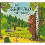 The Gruffalo and Friends CD Box Set: The Gruffalo / The Smartest Giant / A Squash and a Squeeze / Room on the Broom / The Snail and the Whale / Monkey Puzzle [Audiobook] 6xCD £7.48 @ amazon