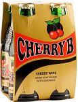 Cherry B Cherry Wine 4 Pack 113ml instore £1.25 @ iceland