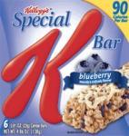 Special K / Special K Bliss bars £1 a box @ Asda