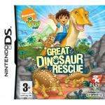 DS game - Go Diego Go! Great Dinosaur Rescue - £3.64 on Amazon