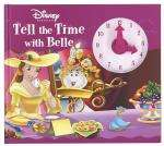 Disney Princess-Tell Time With Belle Book £1.99 @ Books Direct Bargains ( spend £5 for free del )