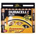 Duracell Plus Alkaline AA Batteries Pack of 18 MN1500 @ B&Q instore