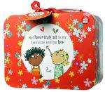 Charlie & Lola Craft Suitcase Kit £4.50,free deliv to store @ whsmiths