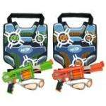 Nerf Dart Tag FuryFire 2 Pack Set 17.99 Delivered @ Play.com