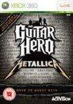 Guitar Hero: Metallica (Software Only) (Xbox 360) PREOWNED £7.99 @ game.co.uk