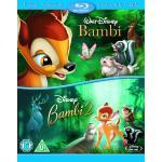 Disney Bambi/Bambi 2 Double Pack Blu-Ray £17.99 Amazon