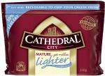 Cathedral City Lighter Mature Cheddar (350g) £1.90 at Tesco