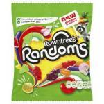 Rowntrees Randoms Sharing Bag 195G was £1.48 Now 70p @ Tesco
