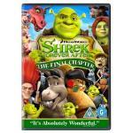Shrek Forever After DVD £7 @ Morrisons