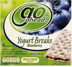 Go Ahead Blueberry Yoghurt Breaks 213g (6 x 30g) was £2.14 now £1.07 @ Sainsburys