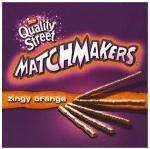 Nestle Matchmakers Mint or Orange 151G £1 @ Asda