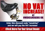 Overclockers.co.uk No VAT rise untill 10th jan