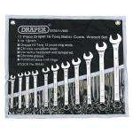 Draper Hi-Torq 29545 11-Piece Metric Combination Spanner Set - £9.00 Delivered @ Amazon
