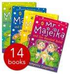 Mr Majeika Book Collection was £56.87 now £12.99 @ The book people