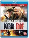 From Paris With Love (BLU RAY) £7.99 @ TESCO + QUIDCO