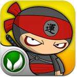 Chop Chop Ninja FREE on iTunes for iPhone, iPod Touch & iPad - Excellent Game!