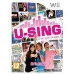 U Sing for the Wii with two mics only £15 @ Asda
