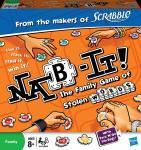 Hasbro Nab It Game £6.00 Debenhams