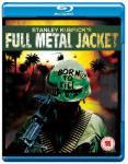 Full Metal Jacket: Definitive Edition (Blu Ray) - £7.99 @ HMV + 5% Quidco = £7.49