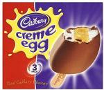Cadbury Creme Egg (3x100ml) £1.30 @ tesco