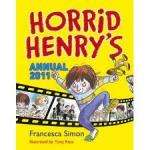 Annuals in Poundland - Horrid Henry & Oor Wullie