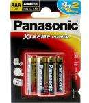 Panasonic XTREME Power Alkaline - AAA - 6Pack - £1.79 Delivered @ 7dayShop