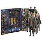 Doctor Who: Action Figure Collector's Set - Half Price £25 @ John Lewis