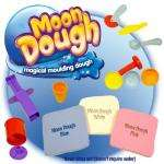 Moon Dough - Mega Fun Kit (12 Moon Dough Tools + 3 Packs of Dough)- £5.99 delivered at Amazon